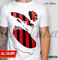 Jersey AC Milan 2014 - Kaos 3D Umakuka Original Bandung