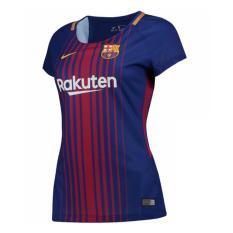 Jersey Sepak Bola Wanita Barcelona Home 2018