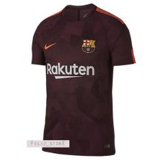 Review Jersey Bola Barcelona Barca Third 3Rd 2017 2018 Indonesia