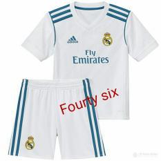 Diskon Jersey Bola Kids Official Real Madrid Home Away 3Rd 2017 2018 Raffi Store Dki Jakarta