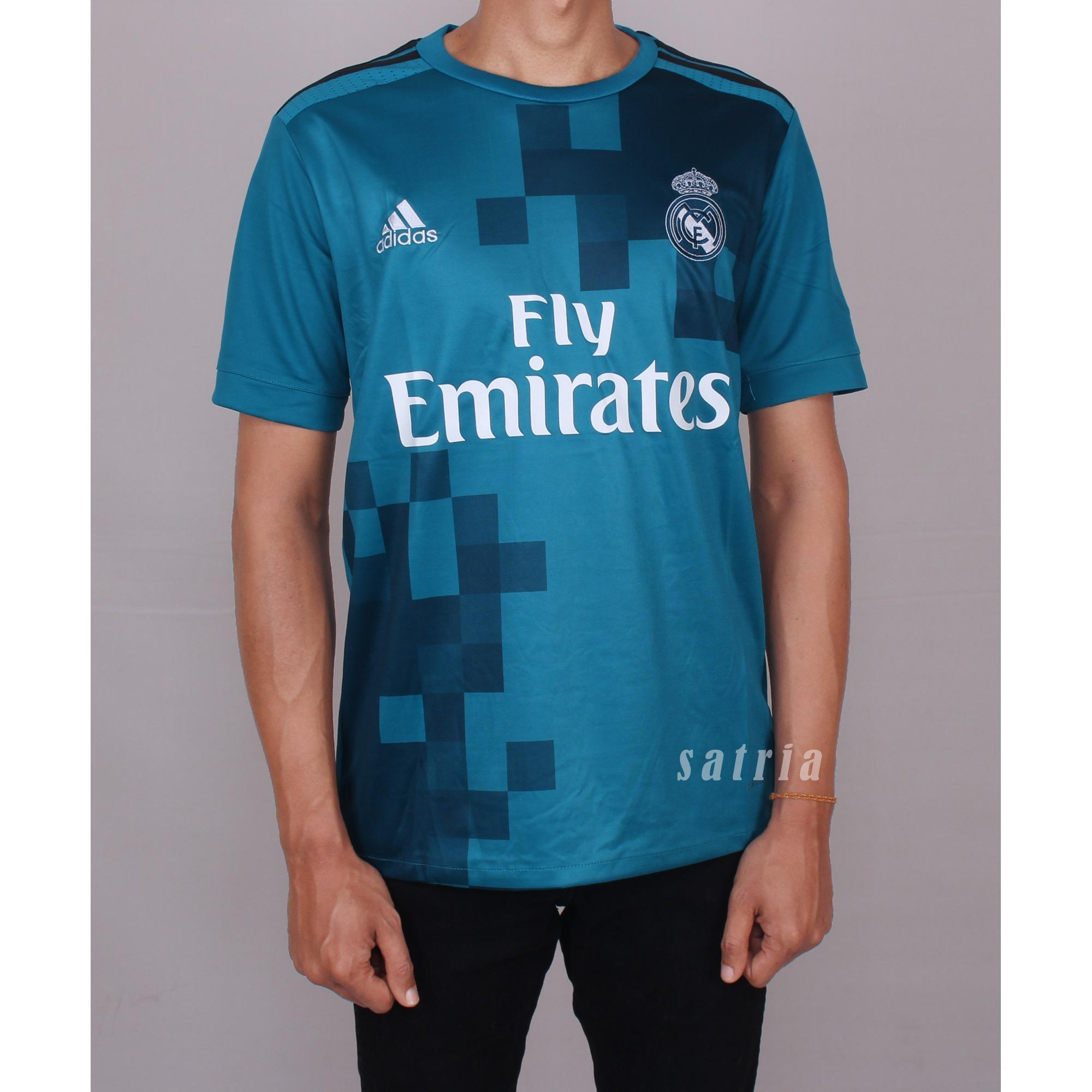 Kiara fashion - Jersey Bola Replica Shirt Jersey Home away third manch city MC Ukuran S M L. Source · Harga Penawaran Jersey Bola Real Madrid Third ...