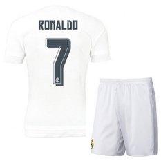 Jersey Sepakbola Real Madrid No 7 Ronaldo