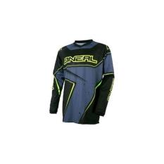 Harga Jersey Sepeda Oneal Black Element V Neck Bisa Buat Motocross Juga Dan Spesifikasinya