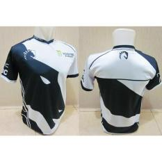 Jersey Team Liquid 2017  Baju Kaos Polo Jaket Tas Gaming Dota 2 Shirt - A337be