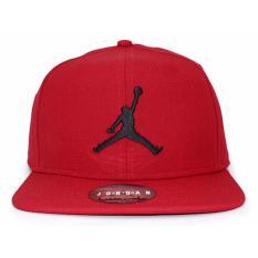 JersiClothing Topi Snapback Air Jordan - Merah