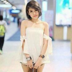 Jessica Fashion Blouse Anaz - White