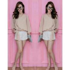 Jessica Fashion  Blouse Sophie - Cream