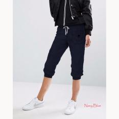 Spesifikasi Jfashion Celana Jogger Wanita Panjang 3 4 Variasi Kantong Mia Online