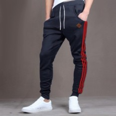 Jfashion Celana Jogger Training Pria dewasa Variasi List samping - Carlton