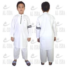 Jfashion Stelan Gamis Anak Remaja Muslim Laki-Laki - Nabawi teens
