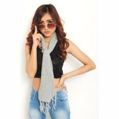 Jfashion Syal Rajut Fashion Aksesoris