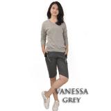 Spesifikasi Jfashion Sweater Rajut Leher V Tangan Panjang Wanita Dewasa Vanessa Dan Harganya
