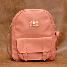 Diskon Jfr Fashion Tas Wanita Premium Pu Leather Jfrt04 Light Pink Jfr