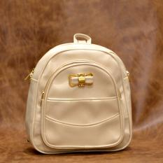 Jual Jfr Fashion Tas Wanita Premium Pu Leather Jfrt05 Cream Import