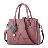Harga Jianyue Perempuan Wanita Tas Tas Baru Messenger Bag Hong Coklat Original