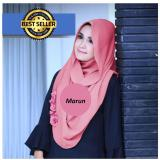 Ulasan Lengkap Tentang Jibab Hijab Instant Roza Marun Toko Berkah Online