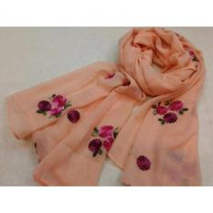 Jilbab Cantik Hijab untuk sehari-hari Kerudung Rabbani Kerudung Zoya Kerudung Instan Kerudung Rawis Jilbab Organza  Tasel8