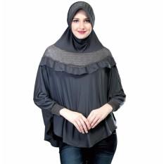 Jilbab Hijab Lengan Instan Modern - Bisa dipakai dengan baju, gamis, dan dress wanita model apa saja