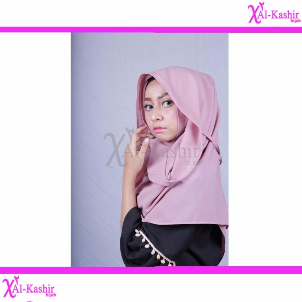 Beli Jilbab Hijab Pasmina Instant High Quality Bahan Diamond