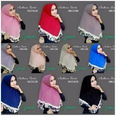 Jilbab Instan Andhara Renda By Danisha Hijab