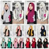 Jilbab Instan Kerudung Hijab Hoodie Murah