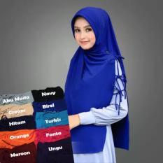 Jual Jilbab Instan Kerudung Hijab Syari Bergo Syria Talisya Indonesia