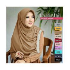 Jilbab Instan Laperle / La Perle Pad Antem Buble Pop