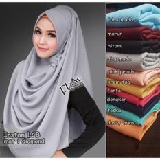 Jilbab Instan Murah LCB / Gamis Muslim / Murah Wanita / Grosir Jilbab / Vanilla Hijab / Khimar Syari