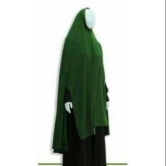 Jilbab Instan Wolfis Belah Tangan Kiri Dan Kanan