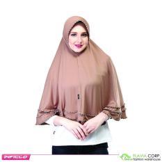 Perbandingan Harga Jilbab Instant Syar I Smr 720 Brown Inficlo Di Jawa Barat