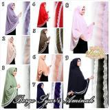 Spesifikasi Jilbab Khimar Syar I Aminah Online