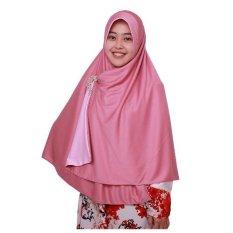 Harga Jilbab Pricilla Bolak Balik 2In1 Baby Pink Ukuran Xl Dan Spesifikasinya