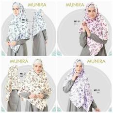 Jilbab Segi Empat Instan Munira Ms01