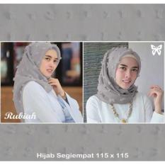 Review Jilbab Segi Empat Rubiah Di Jawa Barat