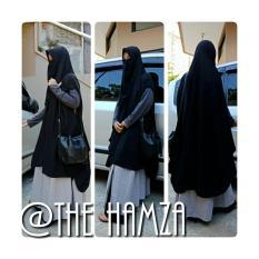 Jilbab Syari panjang!