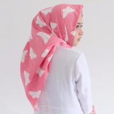Jilbab Hijab Segiempat Kupu Kupu / ButterflyIDR57500. Rp 57.500