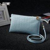 Harga Jimei Wanita Shoulder Tas Baru Ladies Shoulder Bag Pu Leather Paket Tas Ponsel Biru Lengkap