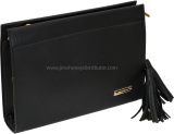 Beli Barang Jims Honey Coco Clutch Black Online