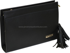 Diskon Jims Honey Coco Clutch Black Jims Honey