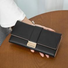Toko Jims Honey Dompet Fashion Import Amour Wallet Black Dekat Sini
