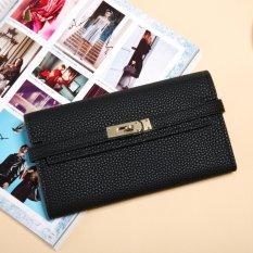 Jims Honey - Dompet Fashion Wanita Import - Stella Wallet (Black)