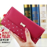 Review Toko Jims Honey Dompet Wanita Import Candy Lav Wallet Hotpink