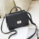 Ulasan Tentang Jims Honey Elegant Top Fashion Lily Bag Black