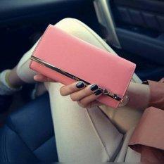 Spesifikasi Jims Honey Fashion Wallet Dompet Import Kqueenstar Peach Lengkap