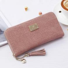 Diskon Produk Jims Honey Highstyle Fashion Wallet Henna Wallet Softpink