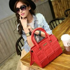 Cara Beli Jims Honey Import Bag High Quality Michelle Kelley Red