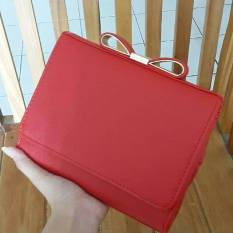 Jims Honey Lil Bow Bag [Red]
