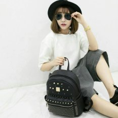 Beli Jims Honey Muffin Backpack New Arrival Black Nyicil