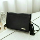 Spesifikasi Jims Honey New Coco Clutch Import Black Beserta Harganya
