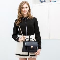 Jual Jims Honey New Elegant Tote Bag Nicole Bag Navy Di Bawah Harga